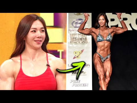 10 Strongest Women Who Took Bodybuilding Too Far Away