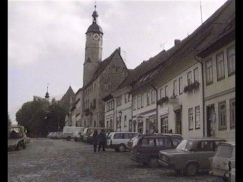 Reise in die Vergangenheit - Thüringen 1992