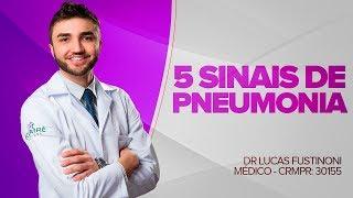 5 Sinais de  Pneumonia em crianças | Dr Lucas Fustinoni Médico - CRMPR: 30155