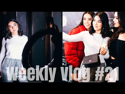 Weekly Vlog #21 | Launch Party + MORE | Faye Claire