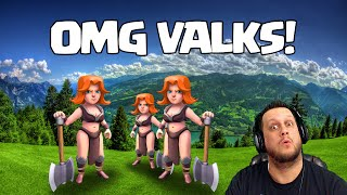 TH10 POST-UPDATE: EASY 3-STARS WITH VALKS?!?!