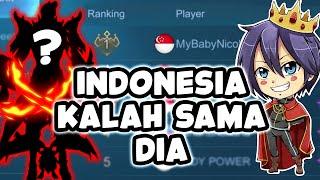 Hero Rahasia Top Global No 1 Dunia - Mobile Legends