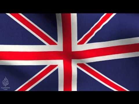 Bayrakların Tarihi:İngiltere