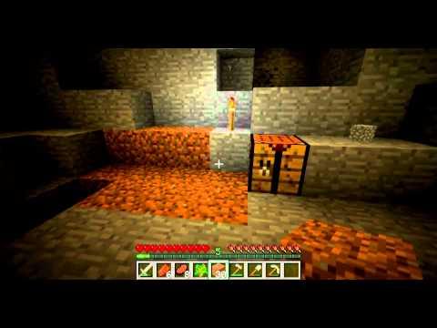 How To Play| Minecraft #003 - Tutorial - Eisenerz Finden Und Verarbeiten V.1.0