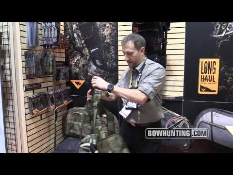 2014 New Bowhunting & Archery gear: GamePlan Double Drop Fanny Pack