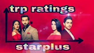 Starplus all shows trp ratings last week (week 18)