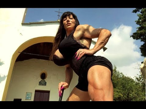 Lalliboop – Italian Female Bodybuilding