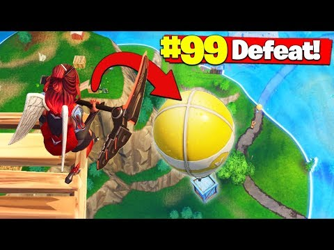 Do *NOT* Try This In Fortnite Battle Royale!