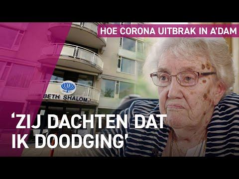 Joods zorgcentrum hard getroffen door corona