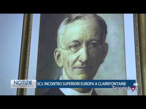 The Major Superiors of Europe meet in Clairefontaine