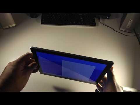 Google Pixel C Unboxed    (  Highest resolution display )