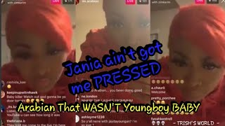 NBA Youngboy Sidechic Arabian LIVE Says...Rid 0F What Bby I Was Telling The TRUTH The Whol ...