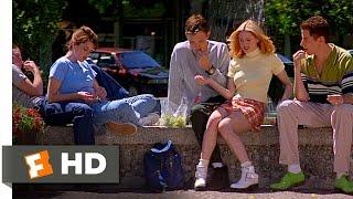 Scream (1996) - How Do You Gut Someone? Scene (4/12)   Movieclips