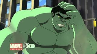 Marvel's Ultimate Spider-Man: Web-Warriors Season 3, Ep. 15 - Clip 1