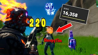 ich zeig von FAKE RECON EXPERTS die STATS in Fortnite !
