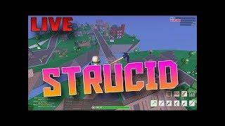 ROBLOX AVEC SUBS! lol // Strucid, Lucky Blocks et plus encore! positif! Ce jeu est drôle!
