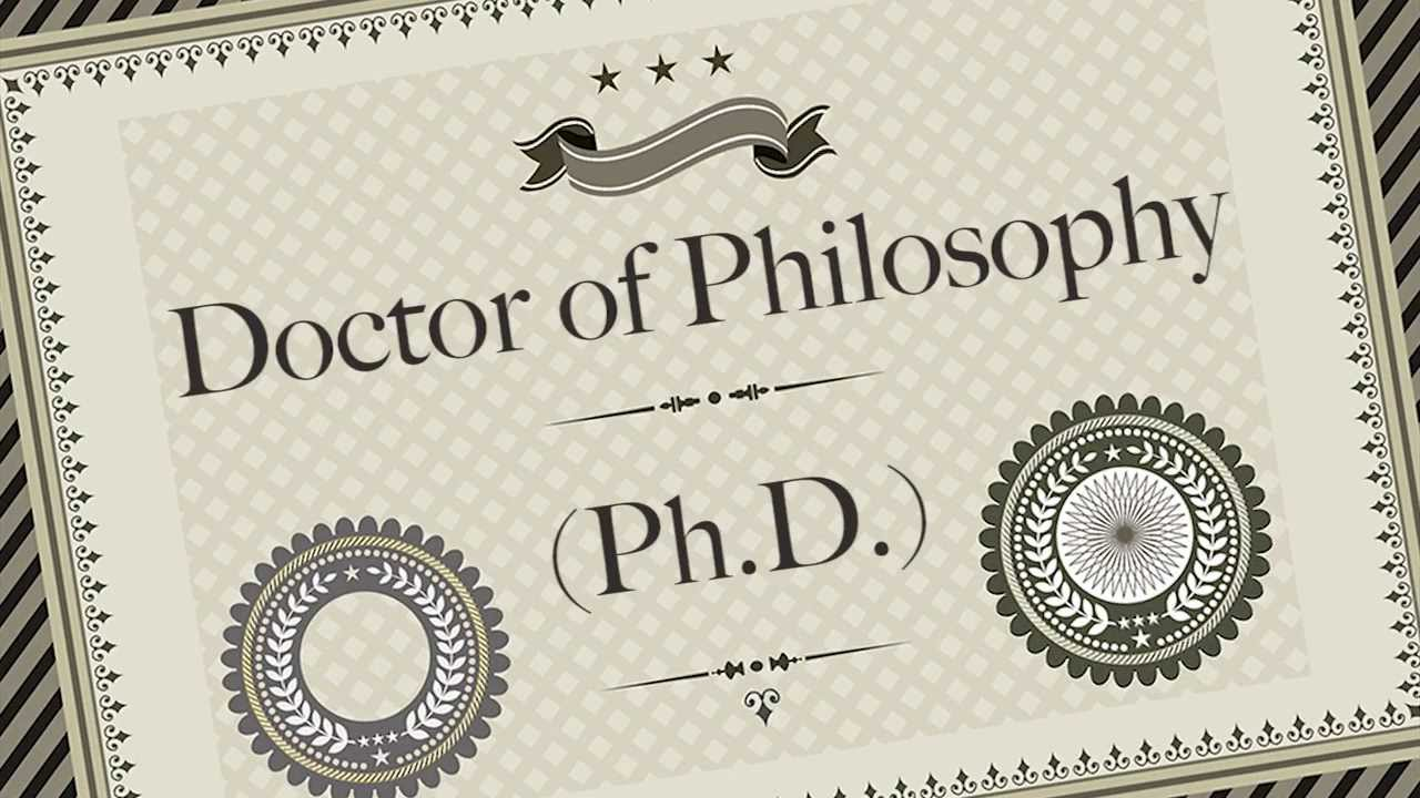 how to get your phd for free