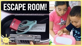 Play | Escape Room For Kids!