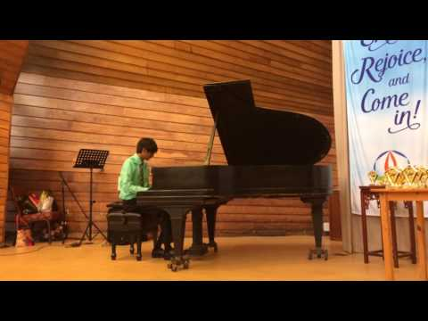 Neev Mistry- Piano-Springtime In My Heart