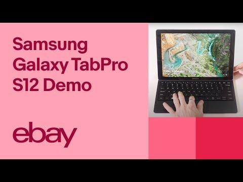 Samsung Galaxy TabPro S 12