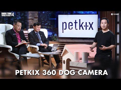 Kỹ sư phần mềm 10 năm ở Mỹ  gọi vốn cho camera theo dõi thú cưng Petkix   SharkTank VN 4