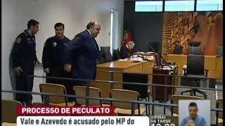Vale e Azevedo acusado do desvio de 1,2 milhões de euros do Benfica