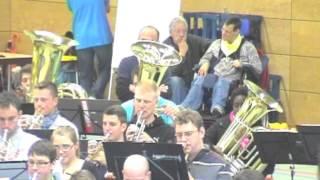 NAK Jugendorchester 2013 Meine Seele ist stille zu Gott