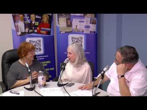 SBTMagazine Talk Show with Virginia Green - Sex Slave - Human Tx Trafficking - Houston - 6 29 2015
