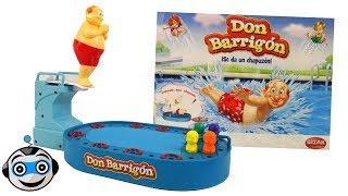 Don Barrigón se da un chapuzón 💦