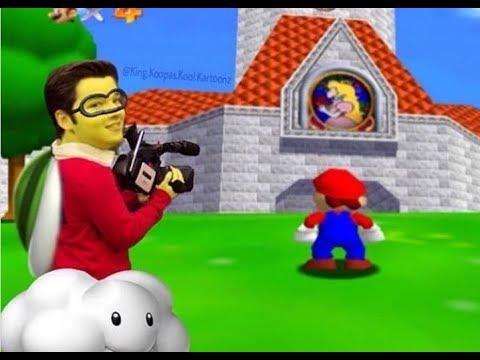 Nintendo Memes v3- Super Mario 64 (Compilation)