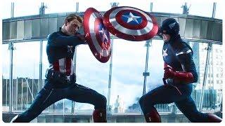 Captain America Vs Captain America - Fight Scene | AVENGERS 4 ENDGAME (2019) Movie CLIP HD