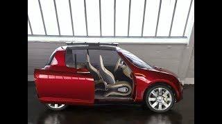 #RENAULT ZOE 2005#CONCEPT CAR