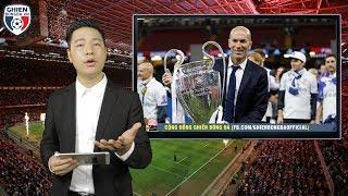 Tin nóng bóng đá | Ấn tượng chung kết Champion League 2017 Real Madrid vs Juvetus