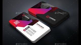 Het maken van een creatief ontwerp voor uw visitekaartje A-Z