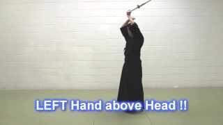Kendo Basics III: Solo Training: Joge Buri