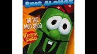Watch Veggie Tales Do The Moo Shoo video