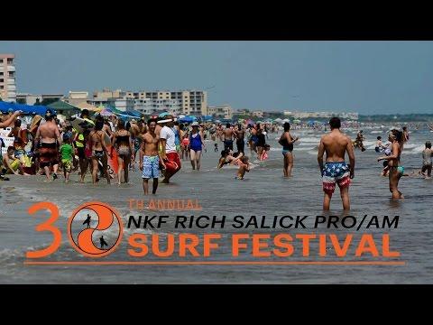 30th Annual NKF Surf Fest || Cocoa Beach, FL