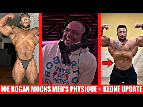 Keone Pearson Exclusive Update + Joe Rogan Laughs at Men's Physique + Patrick Moore Gains + GoodVito