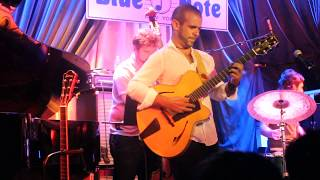 "Greg Diamond Band @ The Blue Note  ""Yvette"""