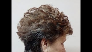 Укладка на короткие волосы два варианта https youtu be xCNxwLMkQTA