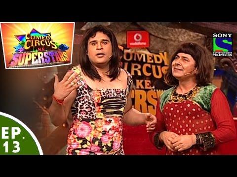 Comedy Circus Ke Superstars - Episode 13 - It's Archana Puran Singh Special
