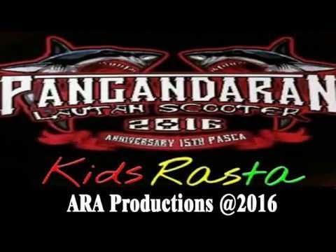 Kids Rasta - Diujung Derita  Live PALAS Pangandaran 2016