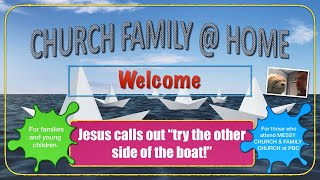 Church Family | Bible Boat Trips (Part 3)