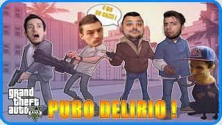 GTA 5 Online PURO DELIRIO W GABBO ROHN ANIMA DEXTER