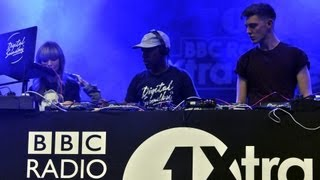 Digital Soundboy - 1Xtra Live 2013