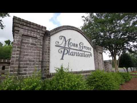Lennar presents Moss Grove Plantation in Moncks Corner, SC
