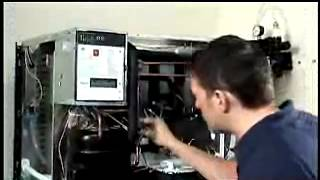 Scotsman Prodigy Ice Machine - Diagnostics