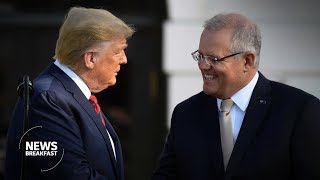 Donald Trump asked Scott Morrison for help to discredit Mueller inquiry | News Breakfast
