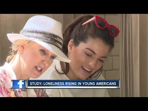 Study: Loneliness rising in young Americans, more than seniors