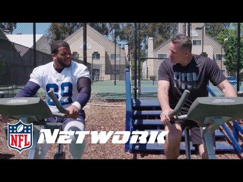 Aaron Donald & Kurt Warner Talk Training Camp   NFL Network